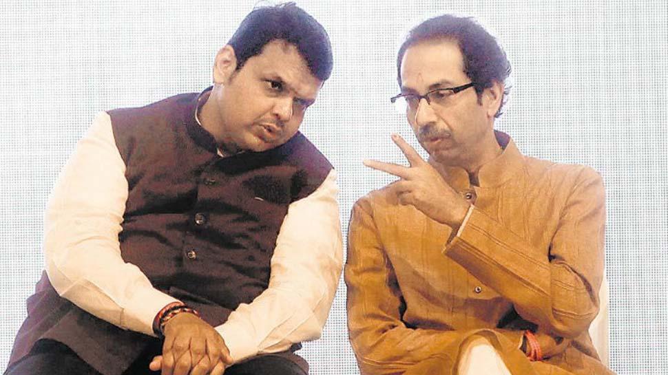 नवरात्र से पहले हो सकती है शिवसेना-BJP गठबंधन की घोषणा, अमित शाह लेंगे अंतिम फैसला