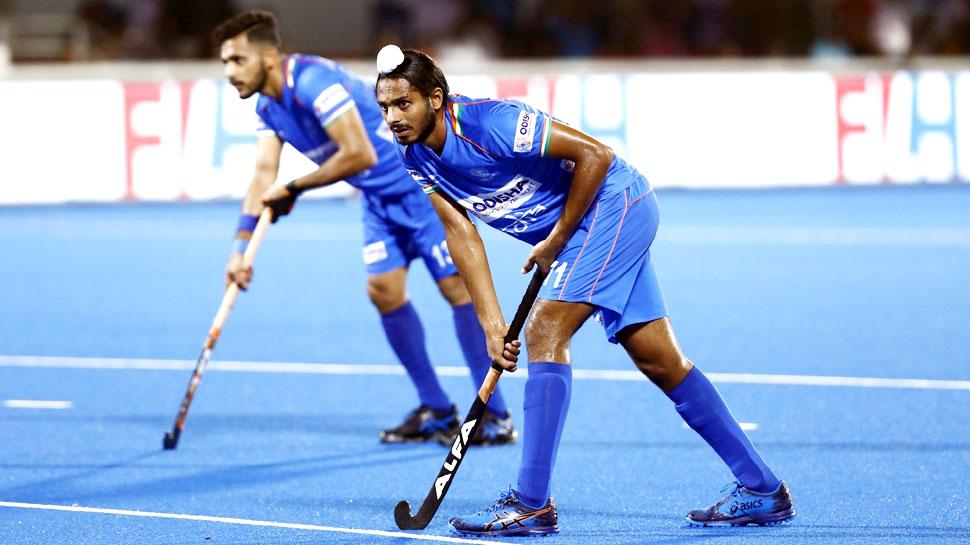 हॉकी: भारत की बेल्जियम पर शानदार जीत, मंदीप और आकाशदीप ने दिखाई चमक