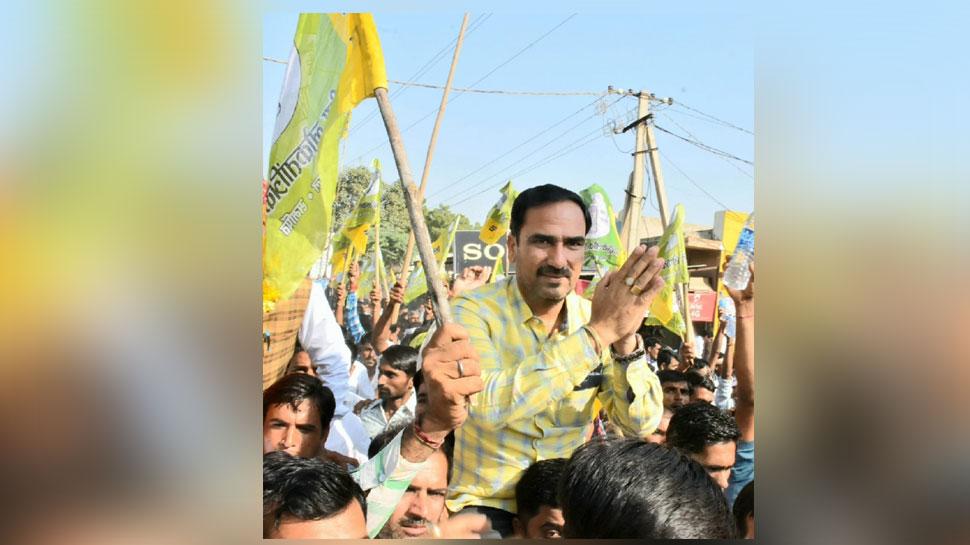 राजस्थान: खींवसर विधानसभा सीट से आरएलपी उम्मीदवार की घोषणा, नारायण बेनीवाल बने प्रत्याशी