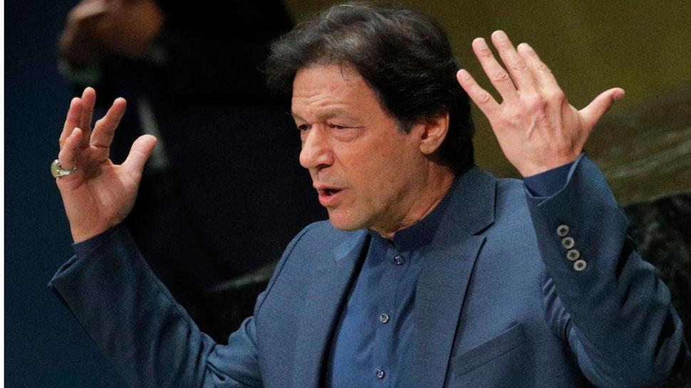 UNGA में इमरान खान का बेहद भड़काऊ बयान, 'मैं कश्मीर में होता तो मैं भी बंदूक उठा लेता'