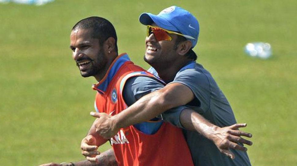 शिखर धवन ने बताया, कब संन्यास लेंगे धोनी और क्या सोचती है उनके बारे में टीम इंडिया