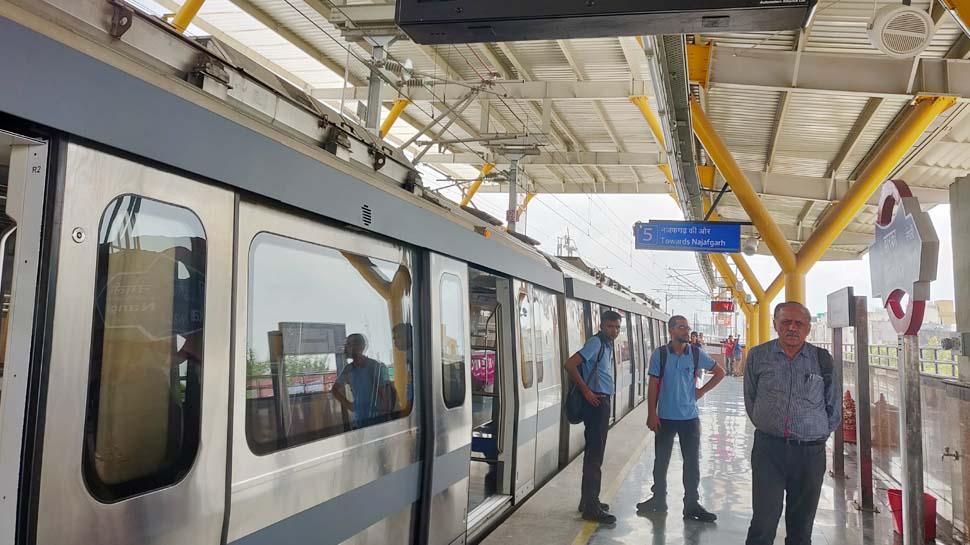 दिल्ली: खत्म हुआ ग्रे लाइन मेट्रो का इंतजार, अब एनसीआर का सफर हो जाएगा और भी आसान
