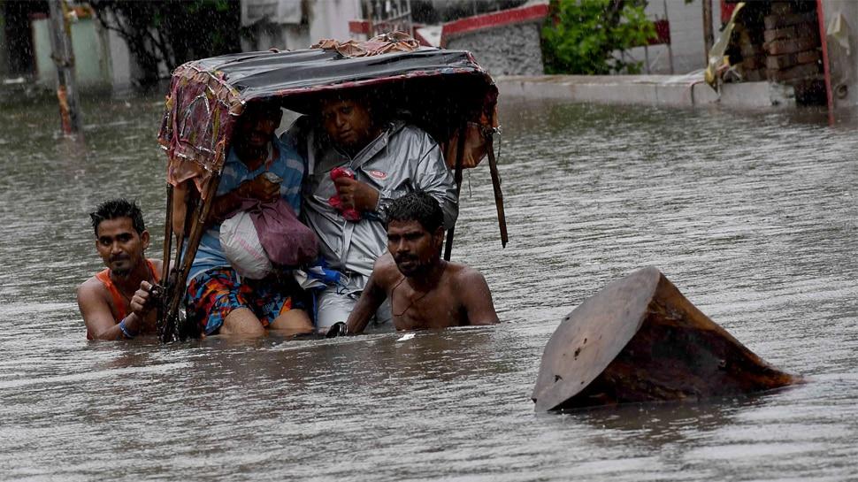 फिलहाल लोगों को बारिश से नहीं मिलेगी राहत, मौसम विभाग ने जारी किया रेड अलर्ट