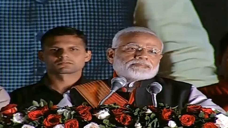 PM मोदी का ग्रैंड वेलकम: प्रधानमंत्री बोले- यूएन में हर किसी की जुबान पर था Howdy Modi