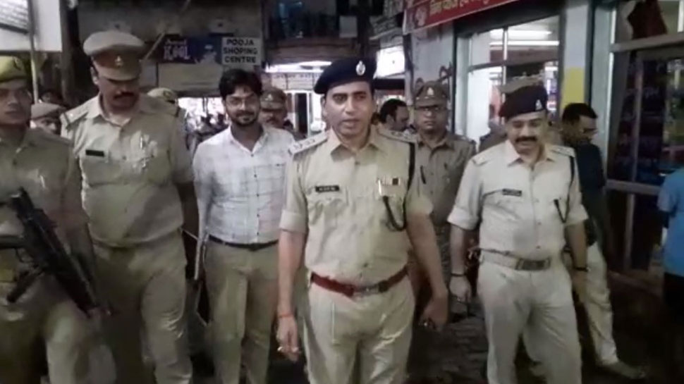नवरात्रि 2019: विन्ध्याचल में शारदीय नवरात्र की तैयारियां पूरी, सुरक्षा के किए गए कड़े इंतजाम