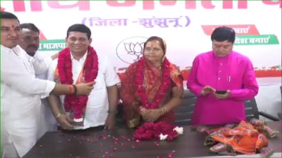 BJP ज्वाइन करते ही सुशीला सीगड़ा को मिली मंडावा की उम्मीदवारी, जानिए क्यों?