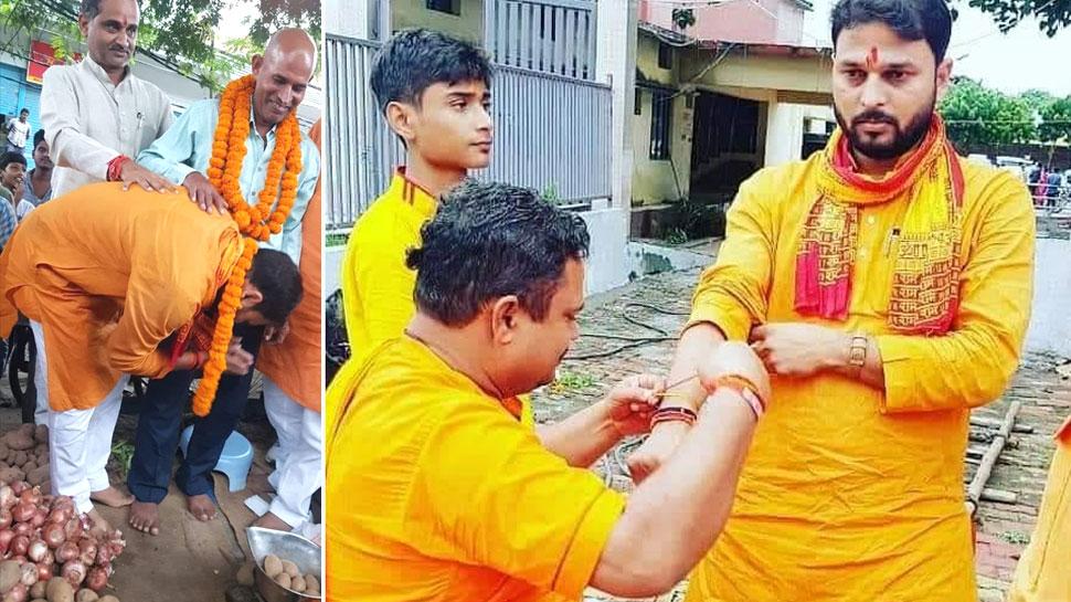 विधानसभा उपचुनाव: सब्जी बेचने वाले का बेटा बना BJP प्रत्याशी, इस सीट से मिला विधायक का टिकट