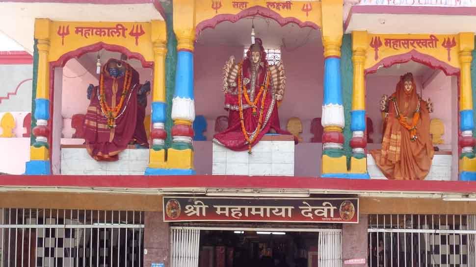 छत्तीसगढ़: महामाया मंदिर में जलती है मनोकामना की 'जोत', मां का आशीर्वाद लेने देश-विदेश से आते हैं श्रद्धालु