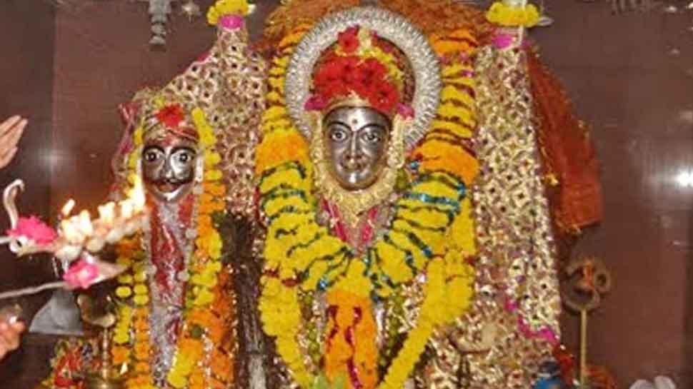 MP: मंदसौर के नालछा माता मंदिर में हुई मां ब्रह्मचारिणी की पूजा, लगी भक्तों की भीड़