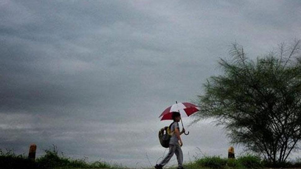 MP:  मौसम में बदलाव के आसार नहीं, 24 घंटों में 16 जिलों में भारी बारिश की चेतावनी