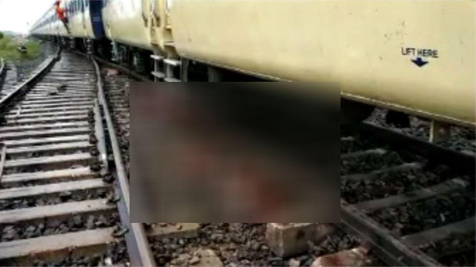 बिहार: लखीसराय में पटरी से उतरी पैसेंजर ट्रेन, सभी यात्री सुरक्षित