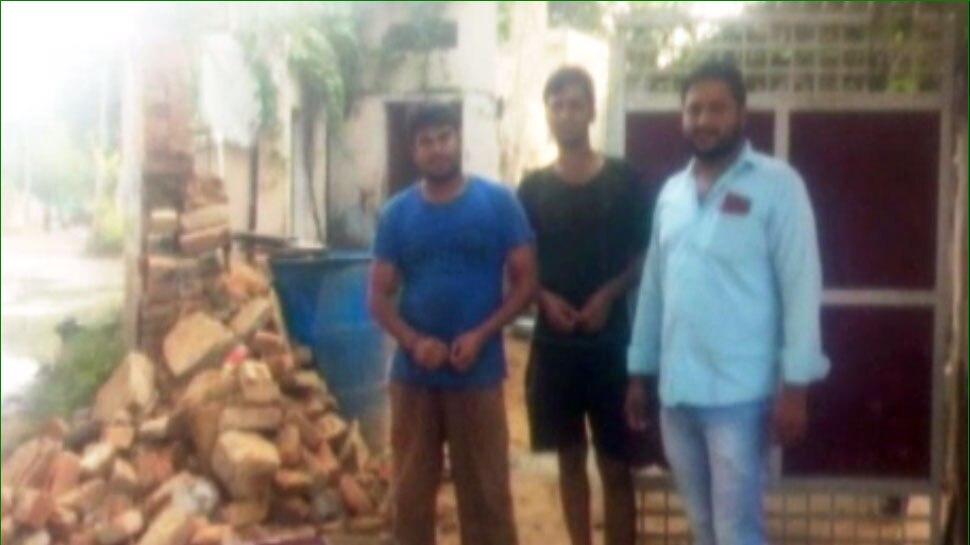 राजस्थान: पुलिस और गौ तस्करों के बीच हुई मुठभेड़, फायरिंग के बाद मौके से फरार हुए आरोपी