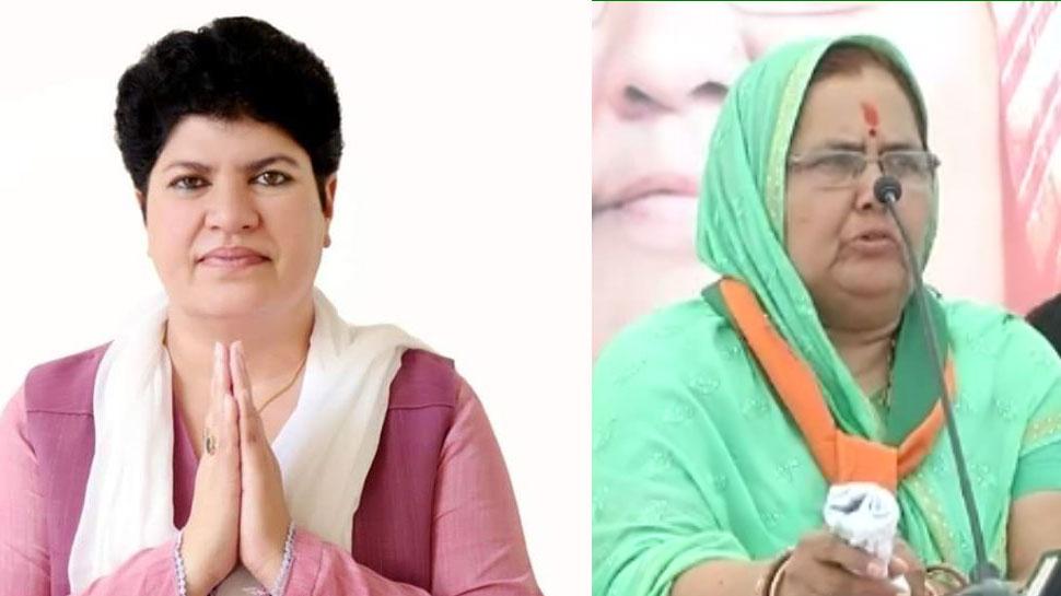 झुंझुनू: उपचुनाव में बीजेपी से सुशीला सीगड़ा तो कांग्रेस से रीटा चौधरी लड़ेंगी चुनाव