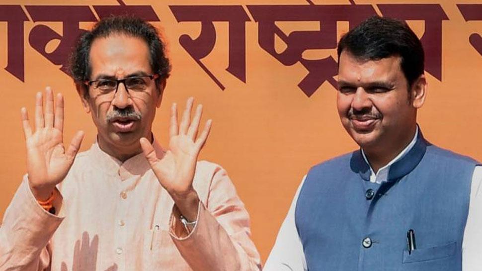 महाराष्ट्र में शिवसेना-बीजेपी के गठबंधन की आधिकारिक घोषणा, सीट शेयरिंग पर खुलासा नहीं