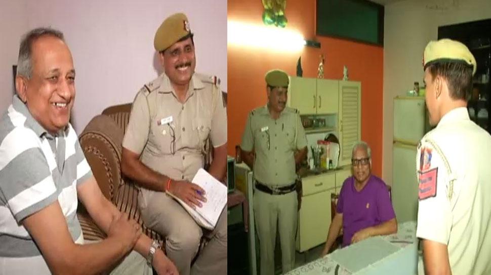 'Old Age Day', सीनियर सिटीजन की सुरक्षा को लेकर दिल्ली पुलिस की अनोखी पहल