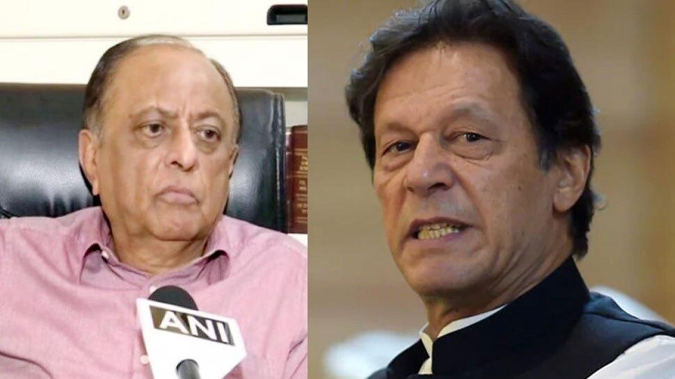 इमरान खान के ढाल बने NCP नेता माजीद मेमन, पाक PM के 'मौलाना अवतार' पर दी सफाई