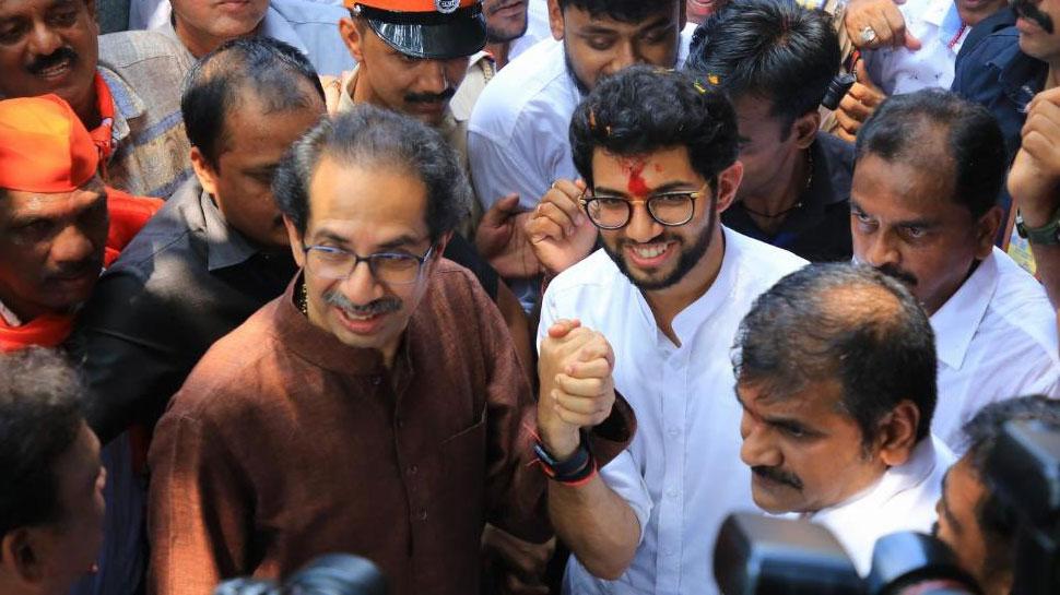 महाराष्ट्र विधानसभा चुनाव: शिवसेना प्रमुख उद्धव ठाकरे बोले- मैं नहीं लडूंगा चुनाव