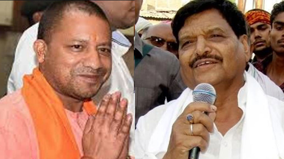 शिवपाल यादव ने की CM योगी की जमकर तारीफ, कहा- 'प्रदेश की कमान ईमानदार हाथों में'