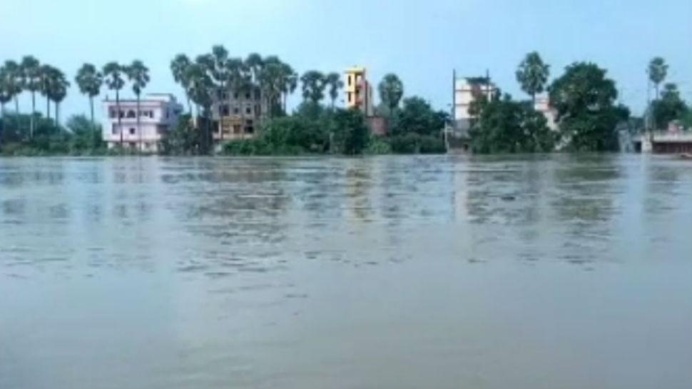पटना: लगातार बढ़ रहा है पुनपुन नदी का जलस्तर, ट्रेनों को किया जा रहा डायवर्ट