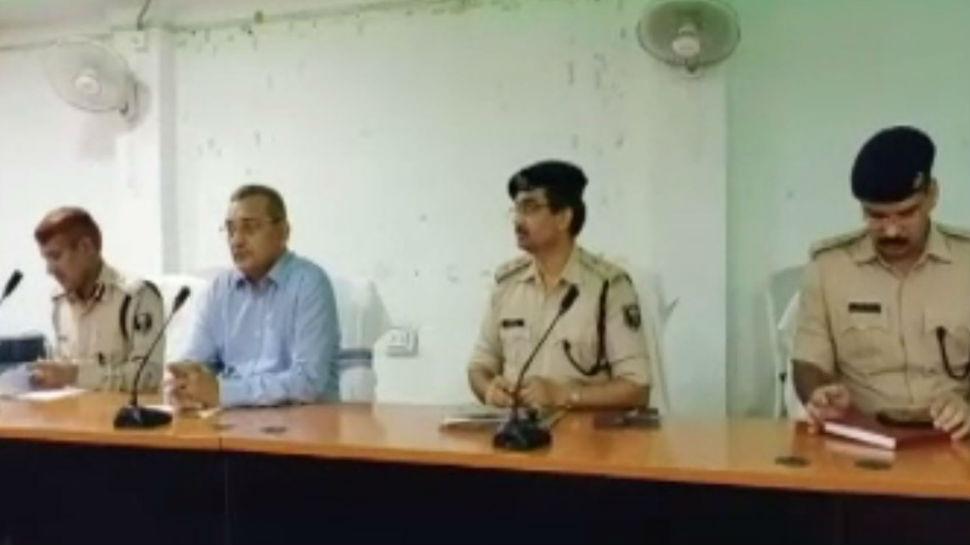 बिहार: DGP ने दुर्गा पूजा को लेकर की बैठक, गड़बड़ी करने पर गुंडा रजिस्टर में दर्ज होगा नाम