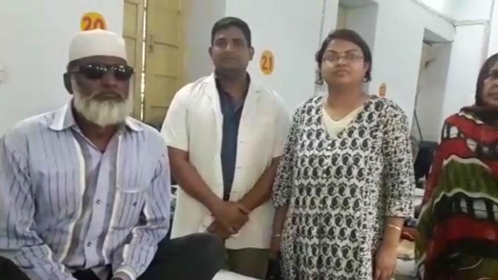 राजस्थान: MBS अस्पताल में पहली बार हुआ आइरिस क्लोलेंस प्रत्यारोपण का सफल ऑपरेशन