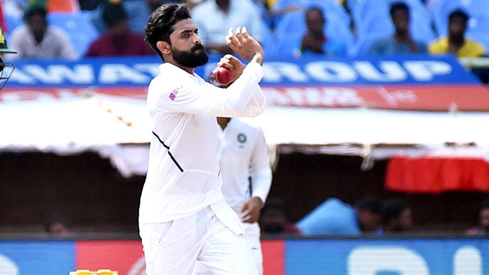 रवींद्र जडेजा ने एल्गर का विकेट लेते ही बनाया रिकॉर्ड, ऐसा करने वाले पहले गेंदबाज बने