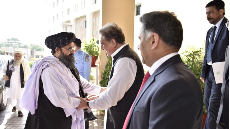 तालिबान से वार्ता को लेकर PAK पर भड़का अफगानिस्तान, बारीकी से नजर रख रहा है भारत