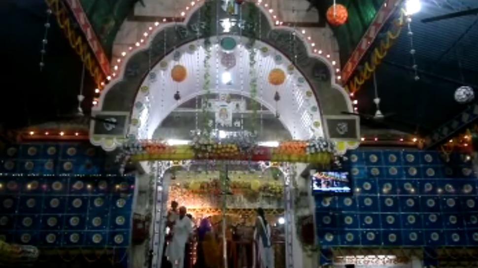 लखीसराय: नवरात्रि में जगदम्बा मंदिर में उमड़ती है भारी भीड़, वैष्णो देवी मंदिर के संस्थापक ने की स्थापना