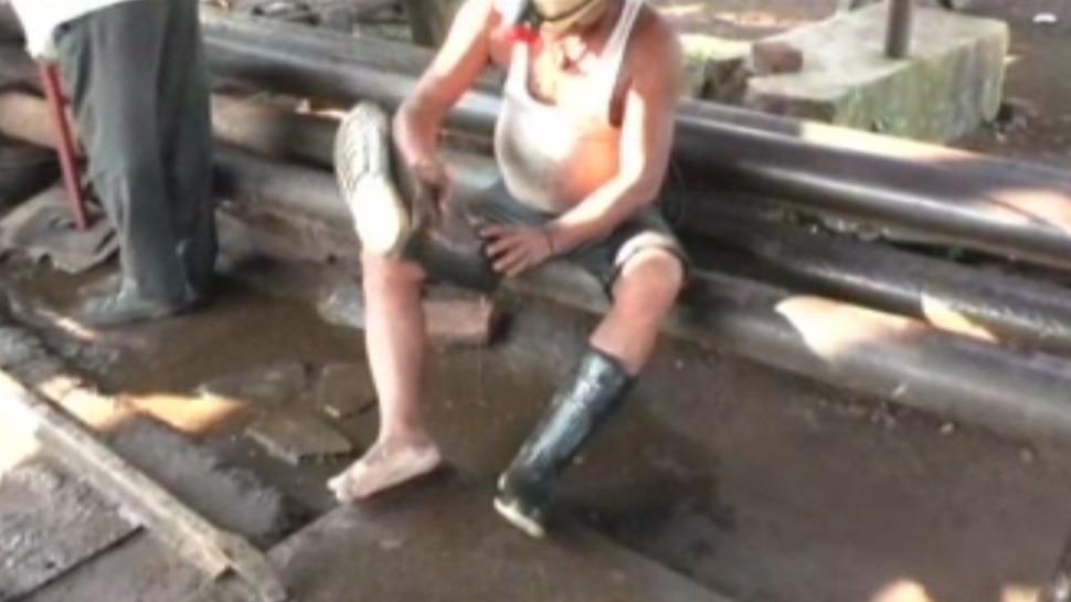 धनबाद: कोयला खदान के भीतर लगातार बढ़ रहा है जलस्तर, अधिकारियों में हड़कंप