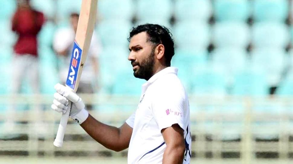 रोहित शर्मा ने बनाया एक टेस्ट में सबसे ज्यादा छक्के का रिकॉर्ड, पाक दिग्गज को पीछे छोड़ा