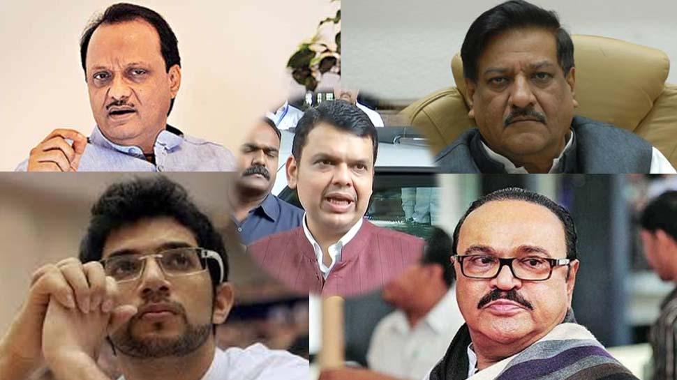 महाराष्ट्र की इन 10 सीटों पर होगी सबकी नजर, बड़े-बड़े चेहरों की किस्मत है दांव पर