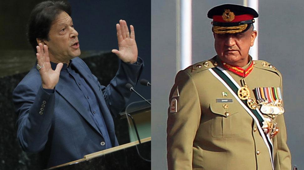 पाकिस्तान में फिर एक बार सैनिक शासन की तैयारी, इमरान के तख्तापलट की तारीख 'तय'