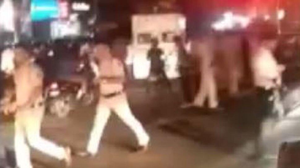 दिल्ली: बेकाबू DTC बस ने 4 को मारी टक्कर, 1 युवक की मौत