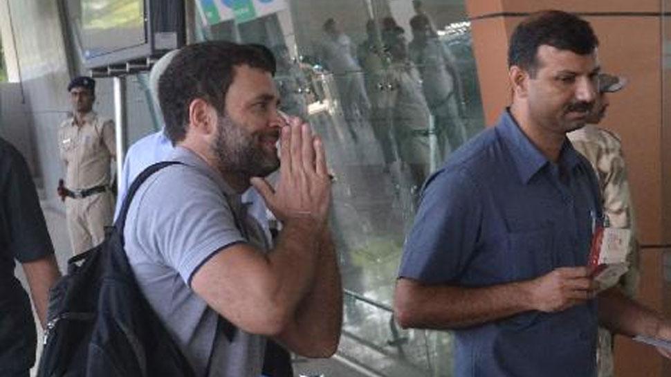 क्या वाकई महाराष्ट्र-हरियाणा चुनाव छोड़कर बैंकॉक चले गए हैं राहुल गांधी? BJP ले रही है चुटकी