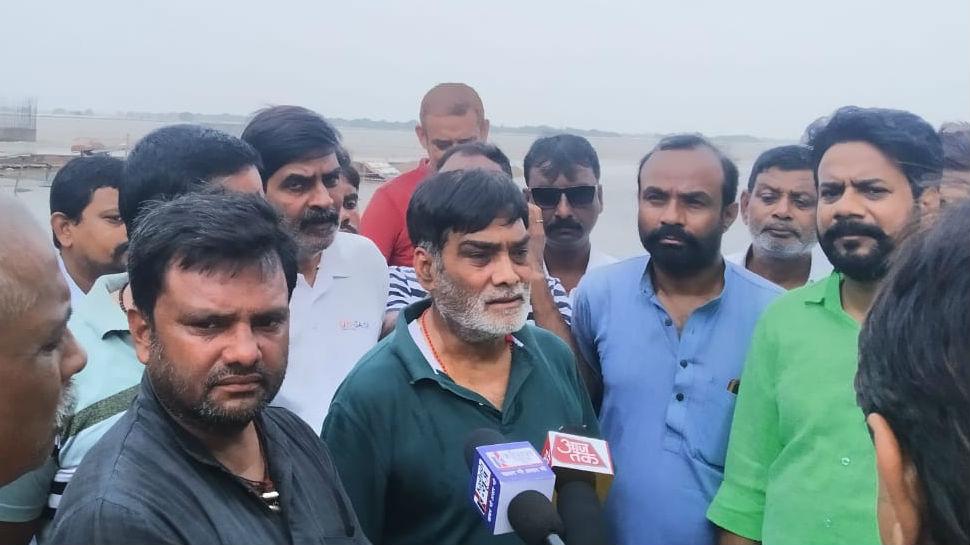 पटना: कमिश्नर आनंद किशोर पर जमकर बरसे रामकृपाल, कहा- 'चालान काटने में आगे रहते थे, अब कहां हैं'