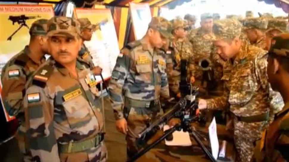 कजाकिस्तान की सेना को युद्ध कौशल सिखा रही है INDIAN आर्मी, जारी है संयुक्त युद्धाभ्यास