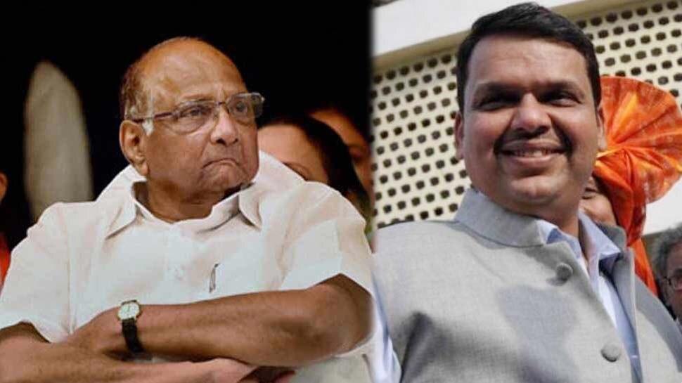 शरद पवार ने यूं ही नहीं कही थी 'हिंदुत्व कार्ड' वाली बात, BJP ने नहीं उतारा कोई मुस्लिम उम्मीदवार
