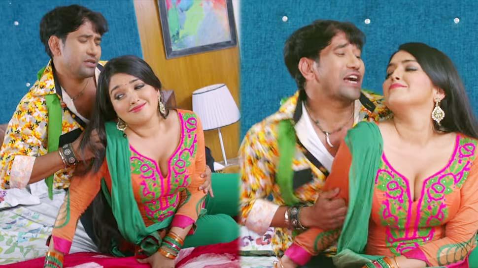 VIDEO: वायरल हो रहा निरहुआ का यह भोजपुरी गाना, आम्रपाली दुबे भी आईं नजर