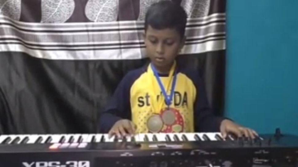 प्रयागराज के आशित सांई को मां सरस्वती का आशीर्वाद, 7 साल की उम्र में इसलिए कमा रहे नाम