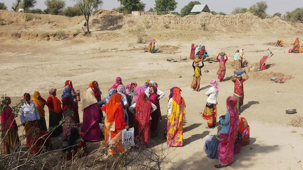 राजस्थान: नरेगा में विकास के लिए 150 करोड़ की स्वीकृति, जिलों में अनियमितता पर लगेगी रोक