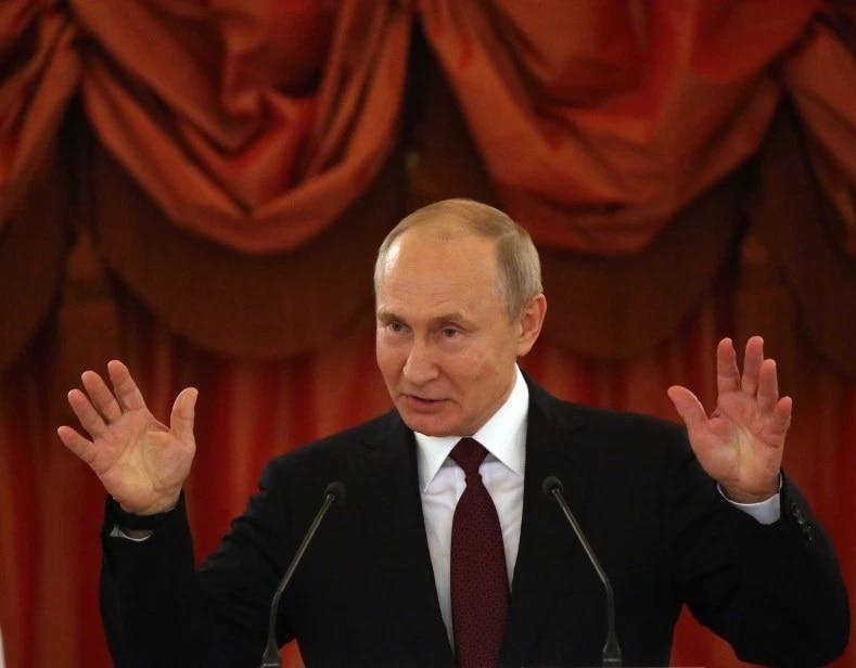 रुस के राष्ट्रपति पुतिन का आज है जन्मदिन, जानिए उनके बारे में 5 खास बातें