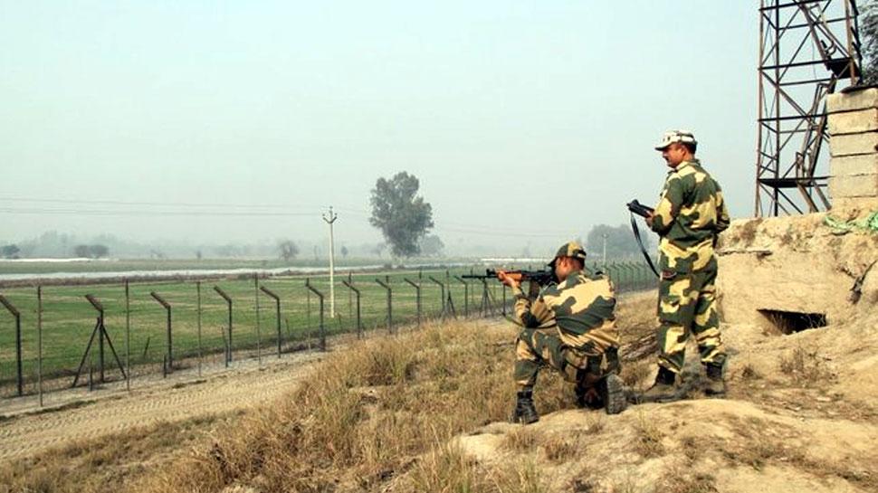 सुरक्षा बलों ने नाकाम की आतंकियों की साजिश, फायरिंग कर रोकी घुसपैठ