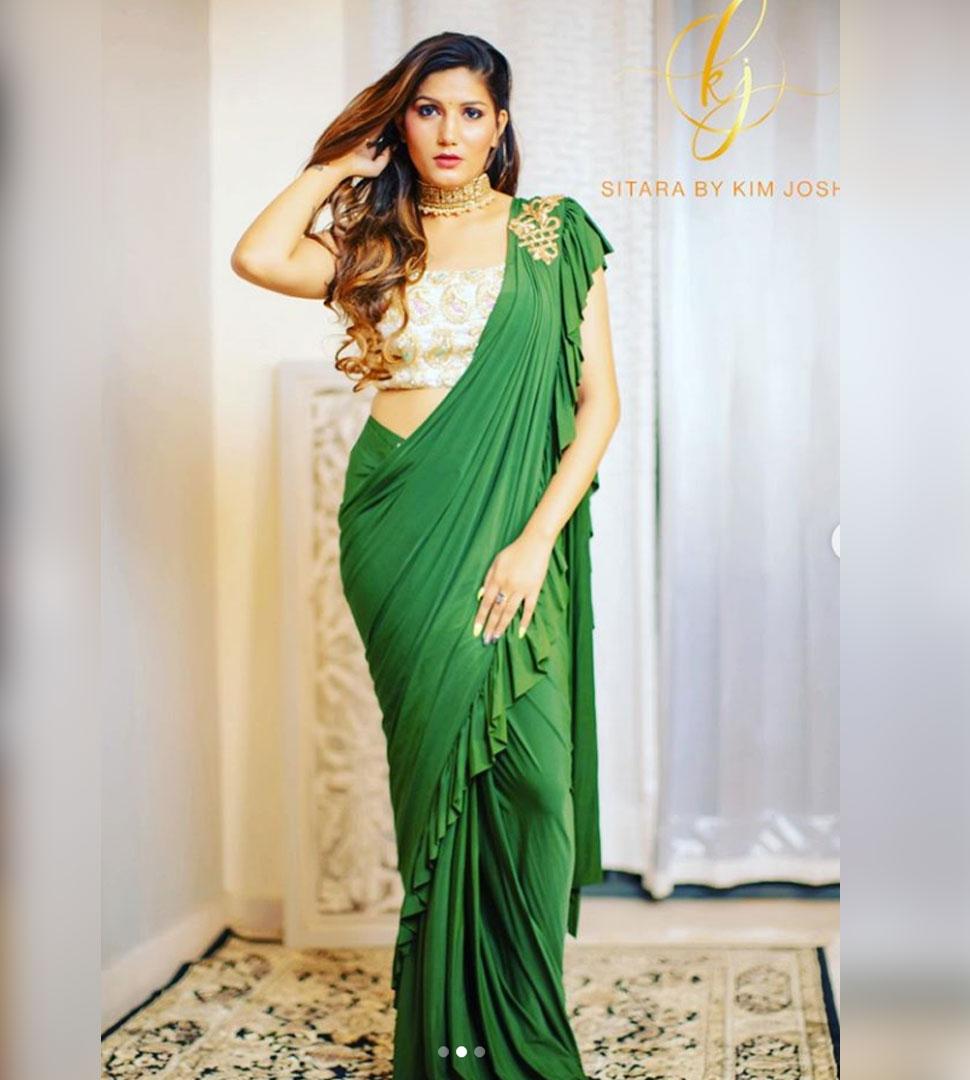 Sapna Chaudhary New Photoshoot