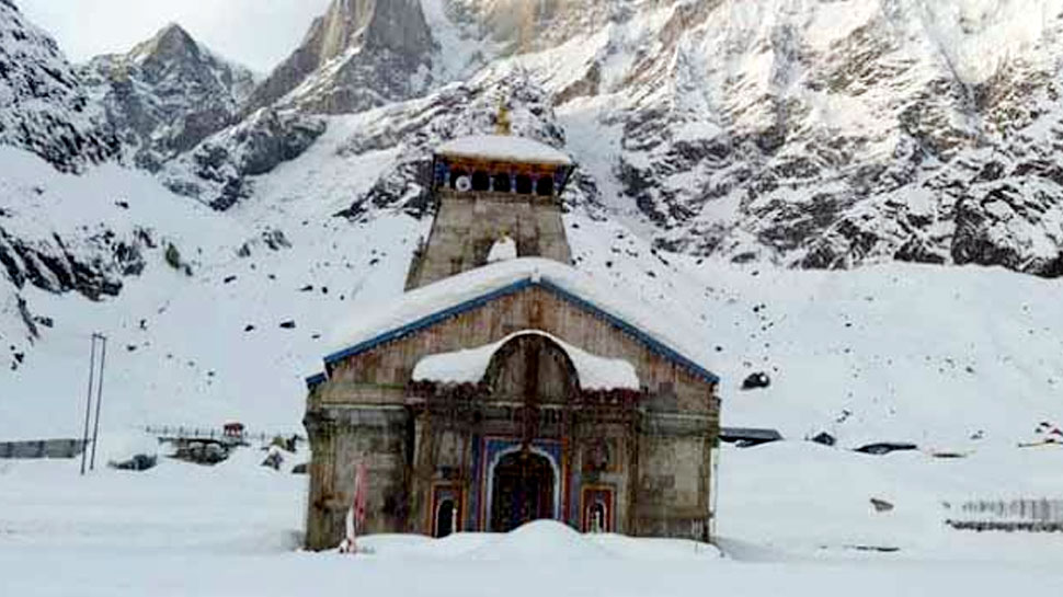 Kedarnath Temple 2019