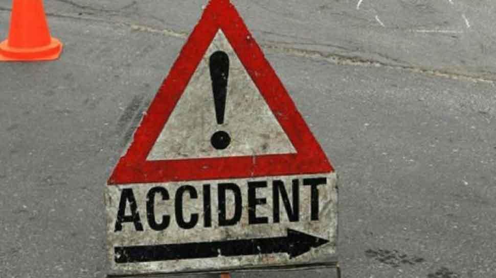बिजनौर: कार और बाइक की टक्कर, हादसे में बाइक सवार दो लोगों की मौत