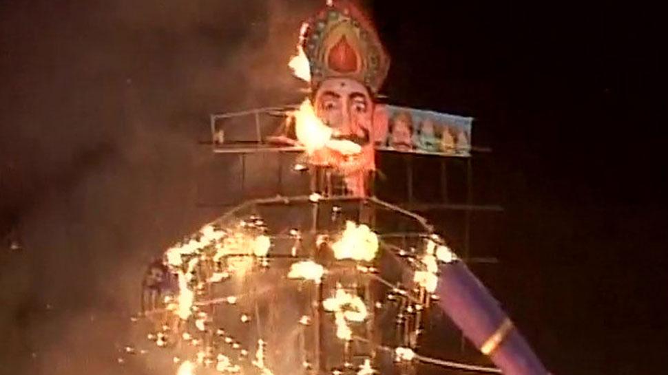 UP: इस गांव में की जाती है दशानन की पूजा, रावण के पुतला दहन का करते हैं विरोध