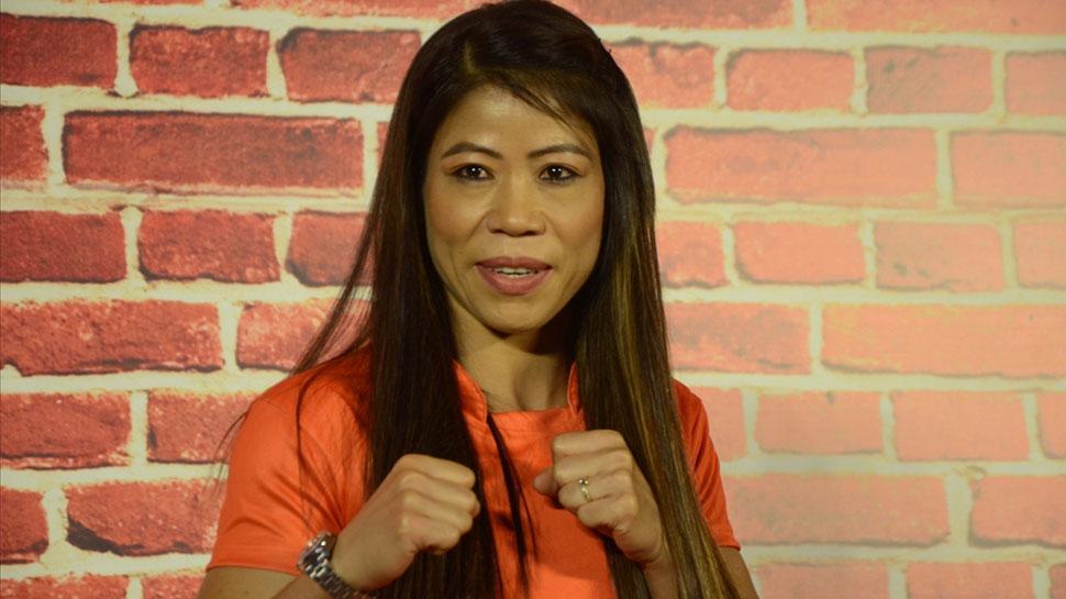 विश्व महिला बॉक्सिंग: मैरीकॉम क्वार्टर फाइनल में, स्वीटी हारीं