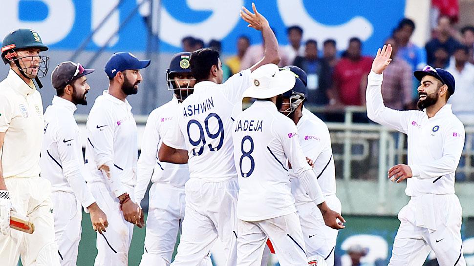 ICC टेस्ट चैंपियनशिप में 'दोहरा शतक' लगाने वाली पहली टीम बनेगी टीम इंडिया, जानें कैसे