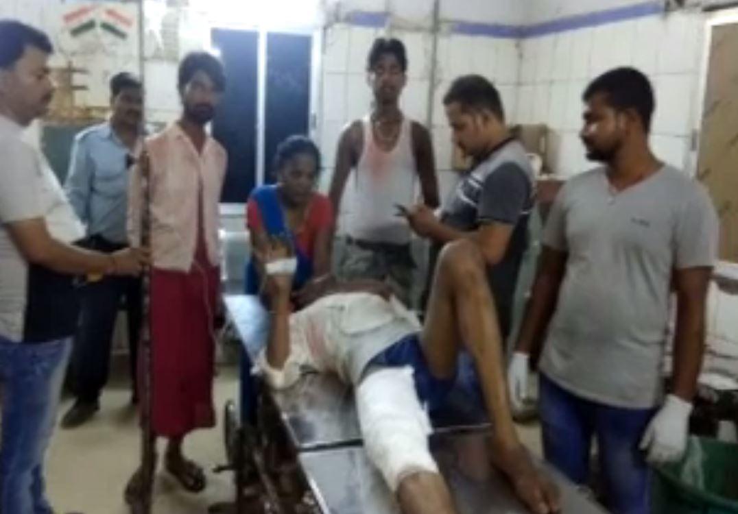 भोजपुर: मूर्ति विसर्जन के दौरान विवाद में अपराधियों ने मारी युवक को गोली, हालत गंभीर