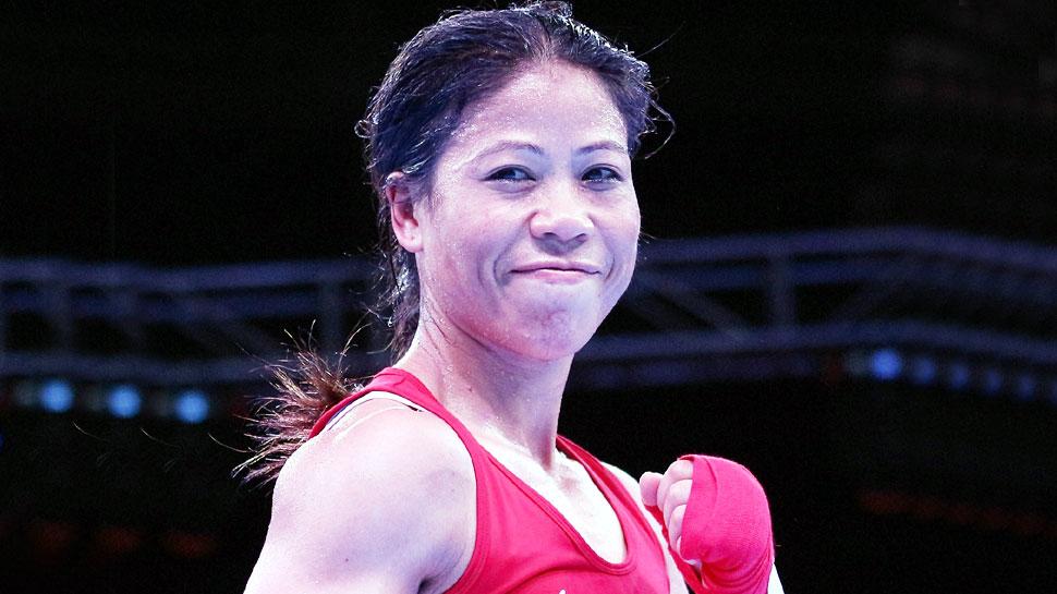 मैरीकॉम ने रचा इतिहास, वर्ल्ड चैंपियनशिप में सबसे ज्यादा मेडल जीतने वाली बॉक्सर बनीं